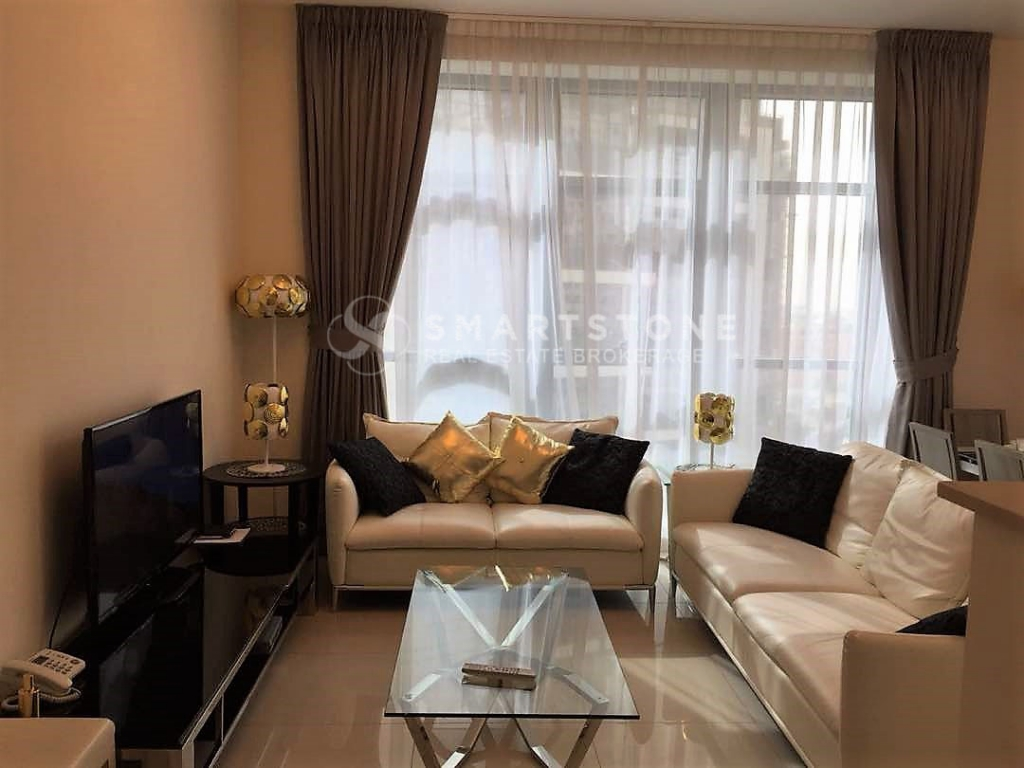 NEGOTIABLE!HIGH FLOOR FULLY FURNISHED 2BR l FOUNTAIN VIEW l COMPLETE FACILITIES